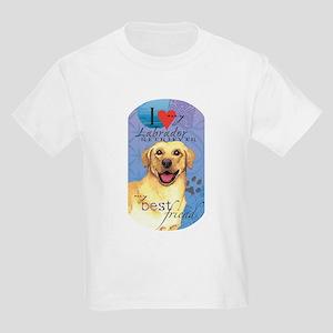 Yellow Lab Kids Light T-Shirt