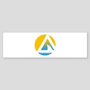 Save Our Seas Shark Triangle Bumper Sticker