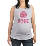 gopinkforbumper Maternity Tank Top