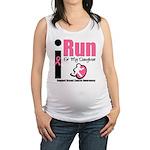 irunfordaughter Maternity Tank Top