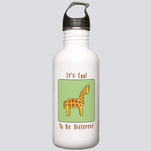 Its Cool to be Different Water Bottle