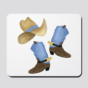Cowboy - Western Mousepad