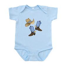 Cowboy - Western Infant Bodysuit