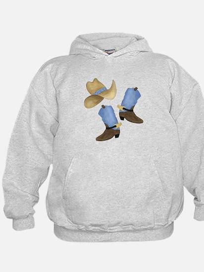 Cowboy - Western Hoodie