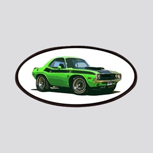 BabyAmericanMuscleCar_70CHLGR_green Patches
