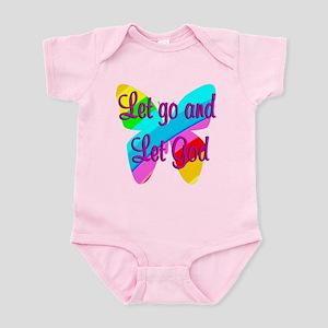 TRUST GOD Infant Bodysuit