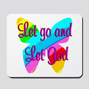 TRUST GOD Mousepad