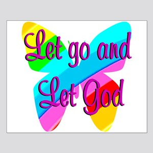 TRUST GOD Small Poster