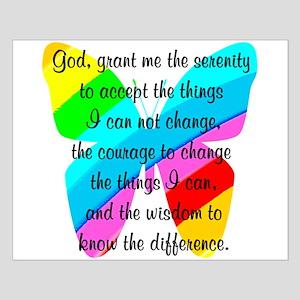 SERENITY PRAYER Small Poster