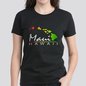 MAUI Hawaii (Distressed Design) T-Shirt