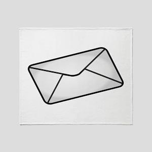 Envelope Throw Blanket