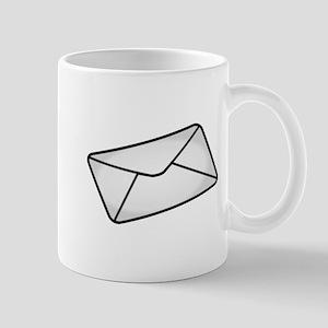Envelope Mugs