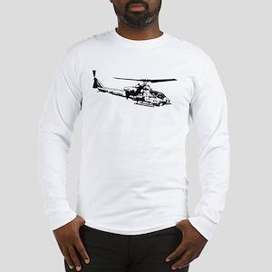 AH-1 SuperCobra Long Sleeve T-Shirt