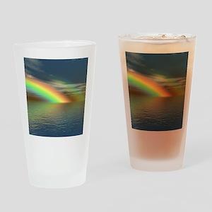 Rainbow 005 Drinking Glass