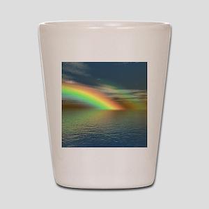 Rainbow 005 Shot Glass