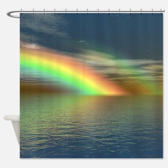 Rainbow 005 Shower Curtain