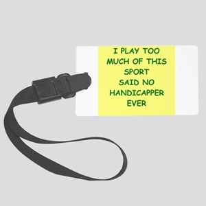 HANDICAPPER Luggage Tag