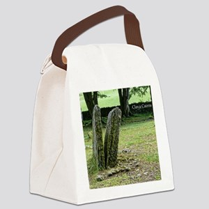 Clava Cairns Canvas Lunch Bag