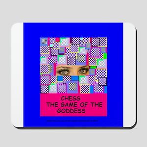 The Game of the Goddess II Mousepad