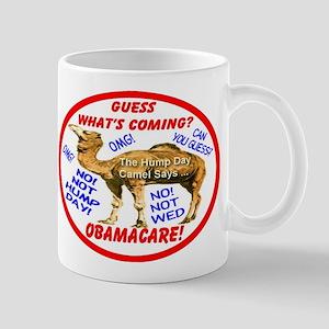 Obamacare Camel Mug
