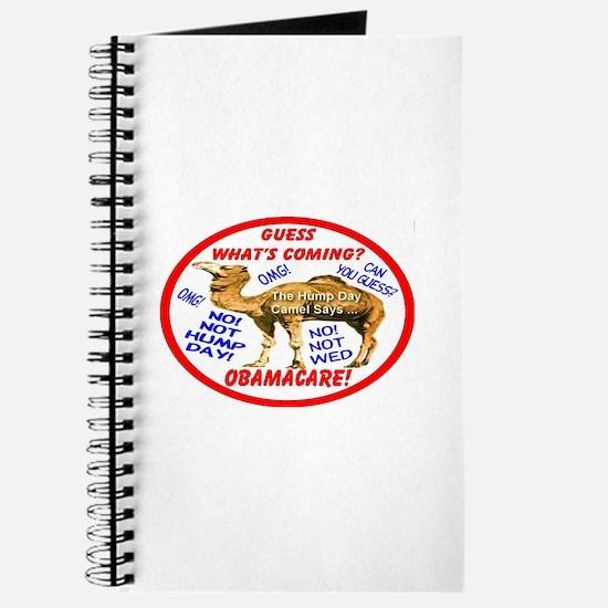 Obamacare Camel Journal
