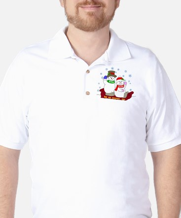 Our Nth Christmas Golf Shirt