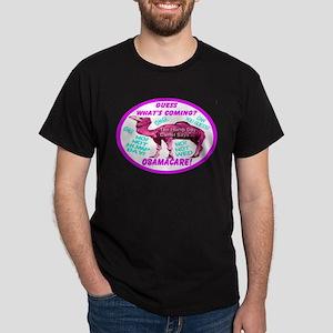 Obamacare Camel Dark T-Shirt