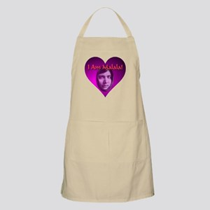 I Am Malala Heart Best Seller Apron