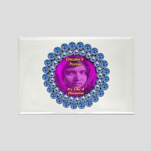 Malala Education Is Precious It's Like A Diamond R