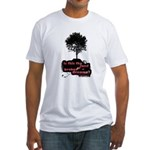 Land of Broken Dreams | Fitted T-Shirt