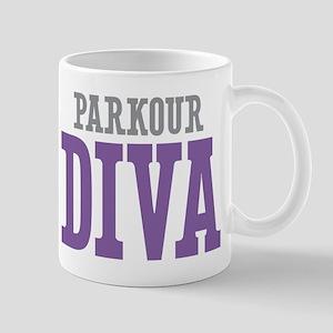 Parkour DIVA Mug