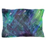 Dimensional Chill Abstract Pillow Case