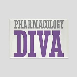 Pharmacology DIVA Rectangle Magnet