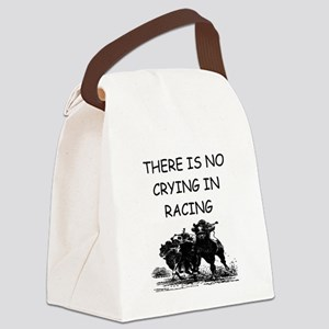 RACING Canvas Lunch Bag