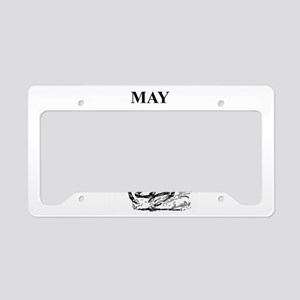 RACE License Plate Holder