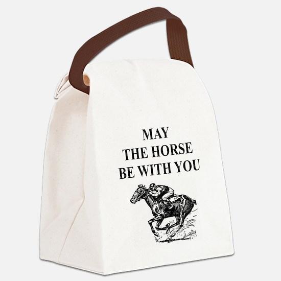 RACE Canvas Lunch Bag