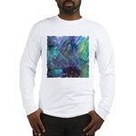 Dimensional Chill Abstract Long Sleeve T-Shirt