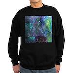 Dimensional Chill Abstract Sweatshirt (dark)