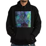 Dimensional Chill Abstract Hoodie (dark)