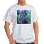 Dimensional Chill Abstract Light T-Shirt