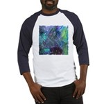 Dimensional Chill Abstract Baseball Jersey