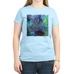 Dimensional Chill Abstract Women's Light T-Shirt