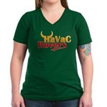 Women's V-Neck HaVaC T-Shirt
