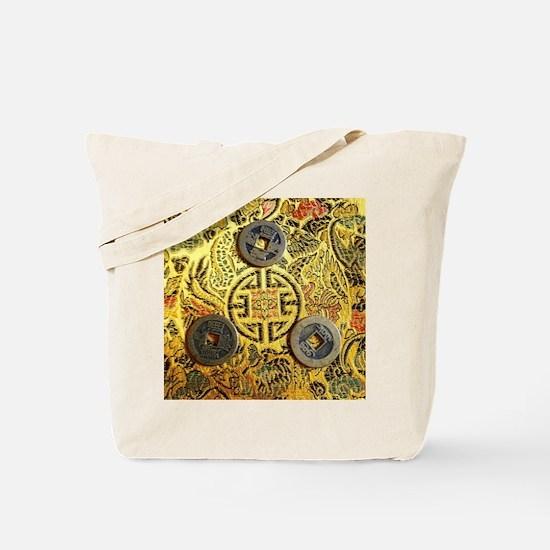 I-Ching Tote Bag