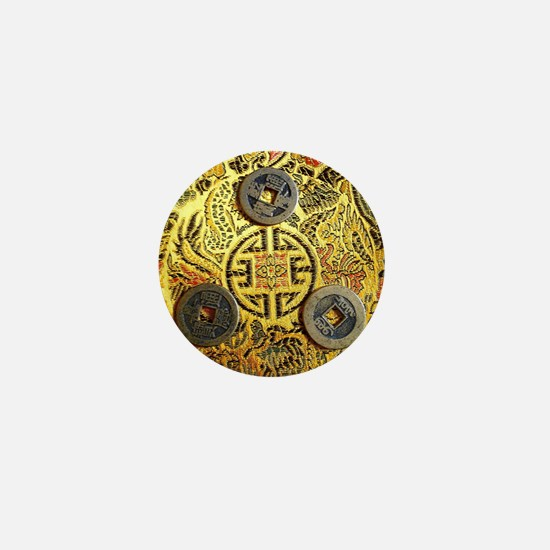 I-Ching Mini Button