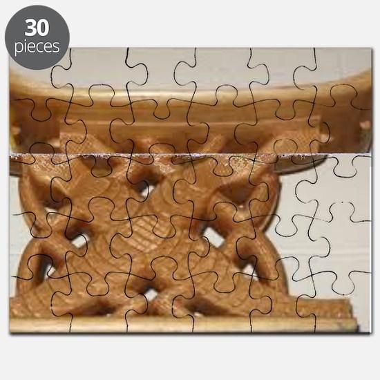 Cute Stools Puzzle