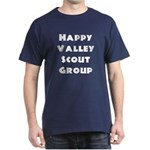 Happy Valley Scout Group Adult T-Shirt