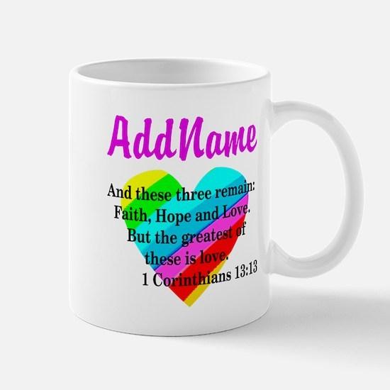 1 CORINTHIANS 13:13 Mug
