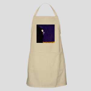 The Man Behind The Curtain Apron