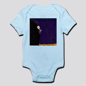 The Man Behind The Curtain Body Suit